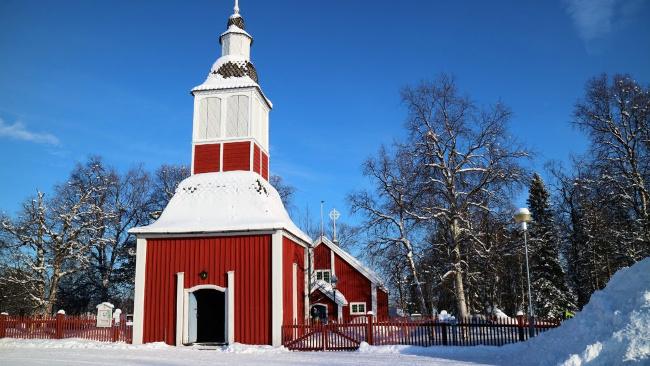 Sami Church